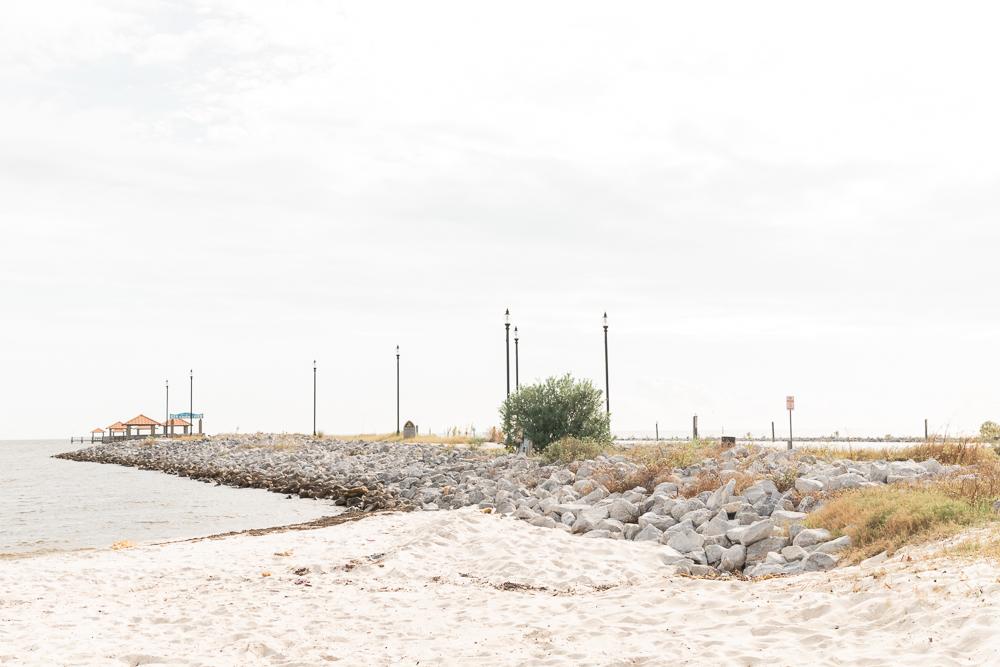 Gulfport Beach Wedding | Annie Elise Photography | Scenery details