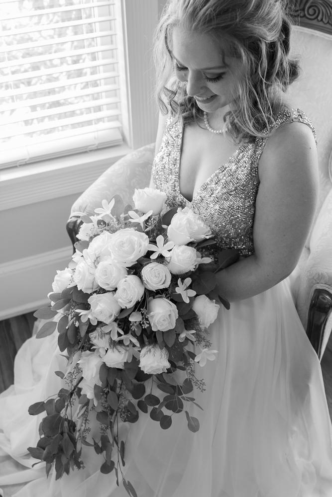 Gulfport Beach Wedding | Forget me not florist | Annie Elise Photography