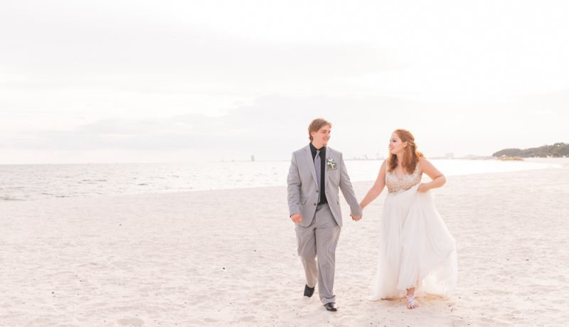 Jerah and Benjamin Annie Elise Photography Gulfport Beach Wedding-94