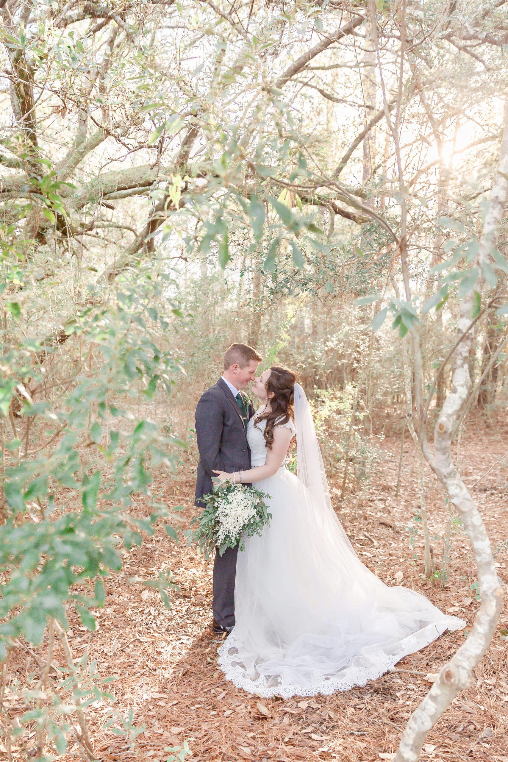 Hannah + Daniel Wedding | Ocean Springs, Mississippi