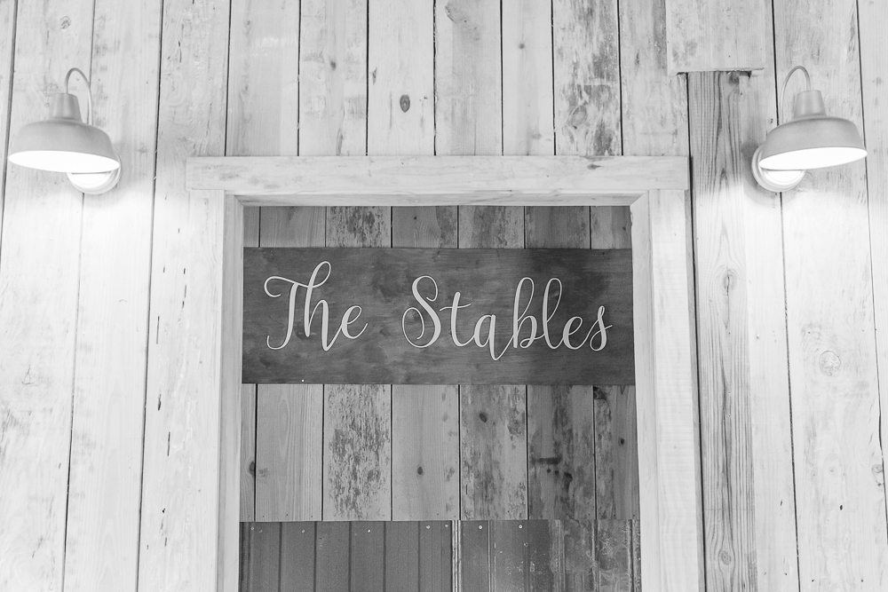 Annie Elise Photography | The Stables Venue | Vancleave, MS | Rustic Barn Wedding