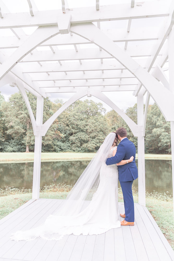 Erin + Jesse Venue at Roseoak, Petal MS-32