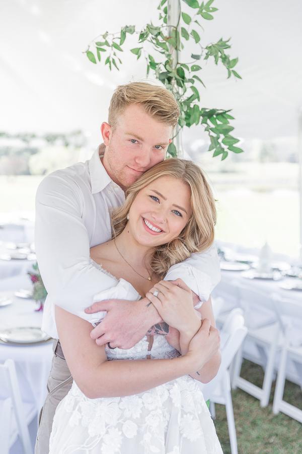 White Tent Styled Wedding-21