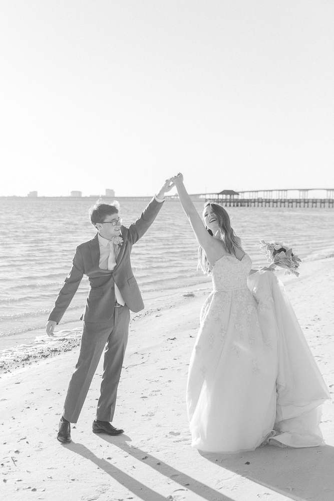 Katie + Eric - Ocean Springs, MS Wedding -45