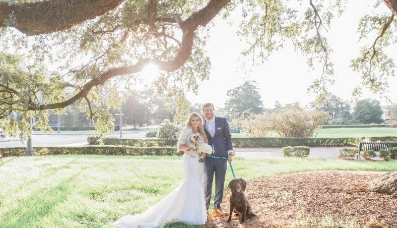 Savannah Brandon With Dogs-1